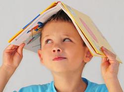 Wer hat gesagt, dass Jungs heute nicht mehr gern lesen?!